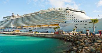 Oasis of the Seas - Royal Caribbean cruise ship