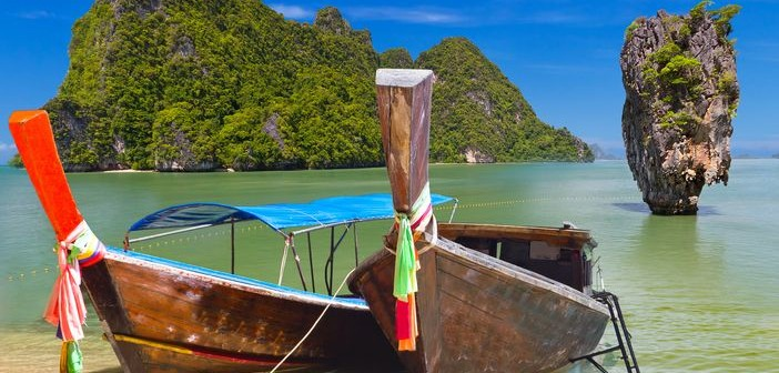 Popular Asian Destinations: Phuket, Thailand
