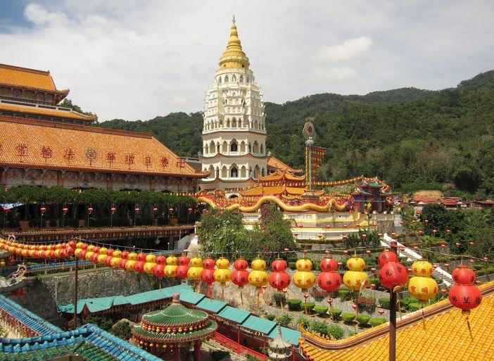 Popular Asian Destinations: Penang