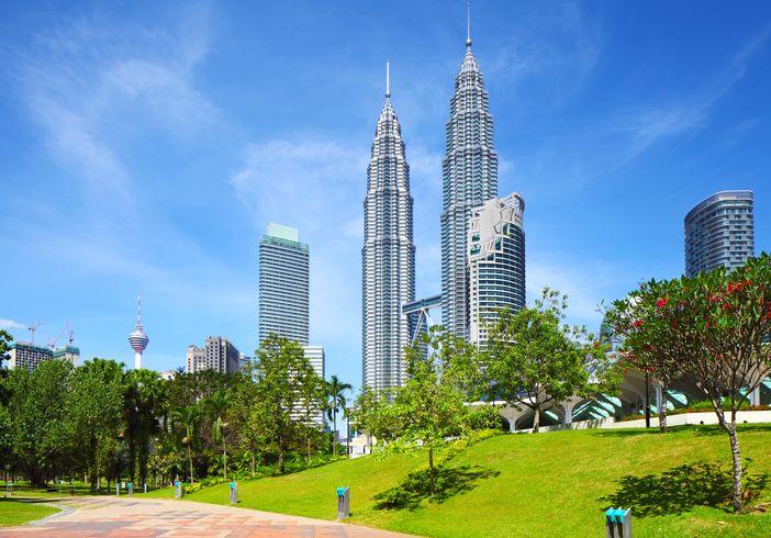 Popular Asian destinations: Kuala Lumpur