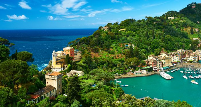 Portofino village