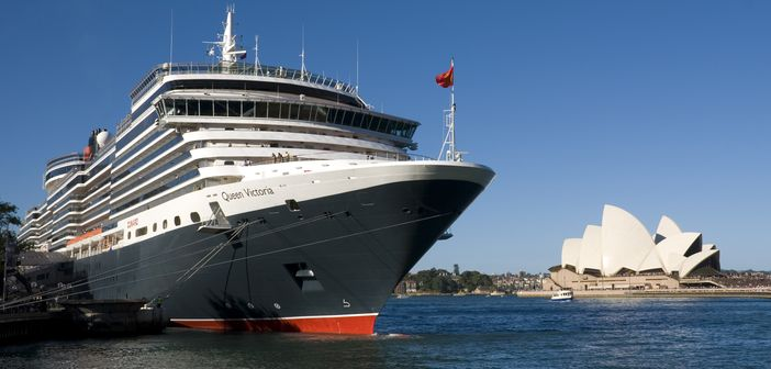 Travel to Sydney with Cunard