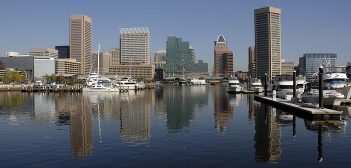 Things to see in Baltimore Maryland port