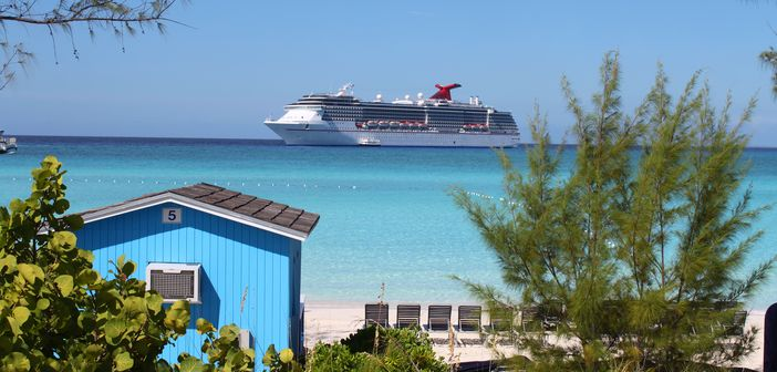 Half Moon Cay, one of the best private islands
