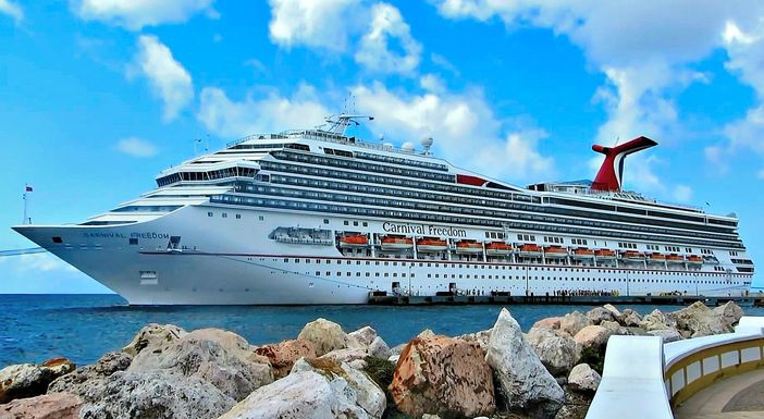 Carnival Freedom, The Queen of the Western Caribbean