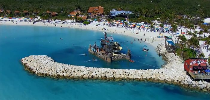 Things To Do In Castaway Cay Bahamas Cruise Panorama