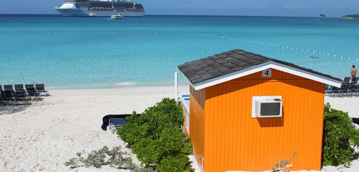 Cabana in Half Moon Cay