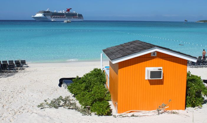 Things To Do In Half Moon Cay Bahamas Cruise Panorama