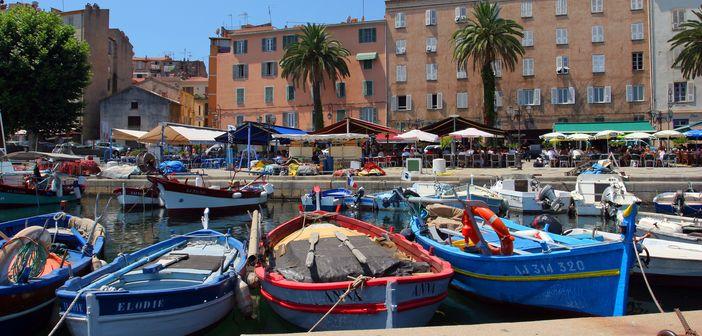 Ajaccio Cruise Port Corsica And Mediterranean Beauty
