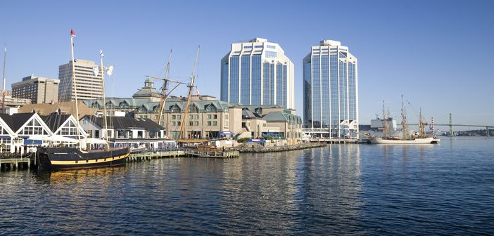 Cruise to Halifax: Purdy's Wharf