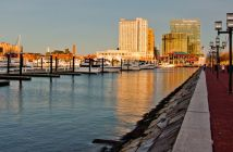 Cruises from Baltimore Maryland port