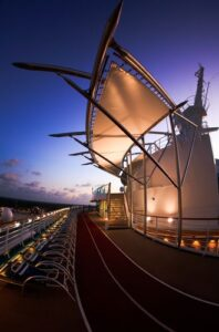 Stay in shape on a cruise ship vacation