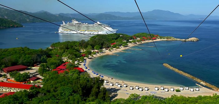 What The Cruise Lines Private Islands Have In Store For You Cruise Panorama