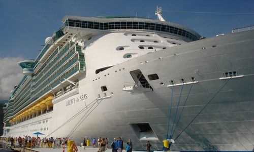 The biggest cruise ships: Liberty of the Seas