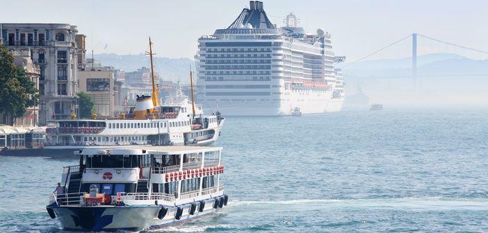 Cruise to Istanbul: MSC Preziosa in Turkey