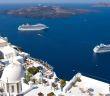 Cruise to Santorini