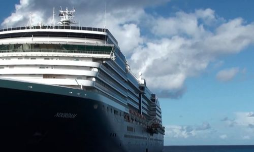 Holland America Line: ms Noordam Review