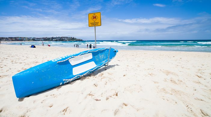 When the top 10 beach destinations in the world should be named, Sydney's Bondi Beach is definitely one of the ten