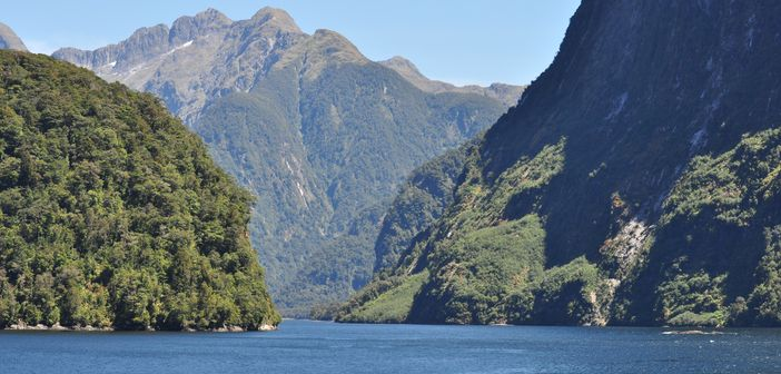 Doubtful Sound, Fiordland, Cruises in New Zealand
