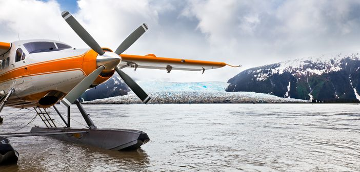 Tours in Alaska by floatplane