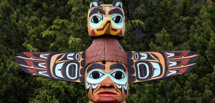 Alaska tours to see totems in Ketchikan