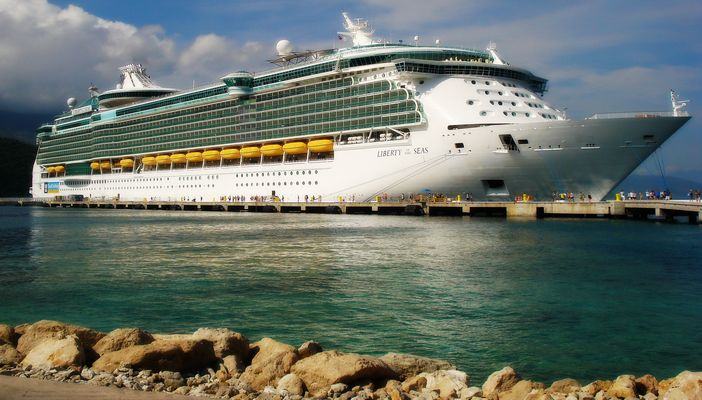 Top cruise destinations