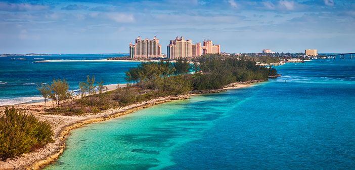 Atlantis Paradise Resort Cruise Panorama