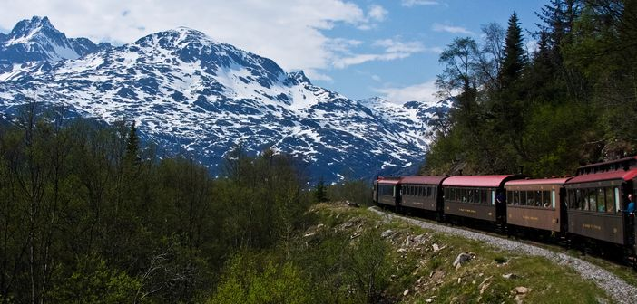 Skagway White Pass Railroad Summit