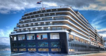 Holland America specials: ms Zuiderdam cruise ship