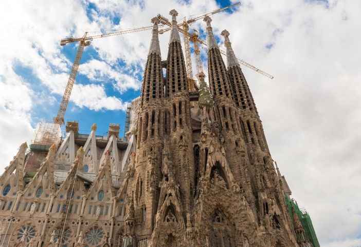 Great monuments: La Sagrada Familia, the most visited memorial in Spain