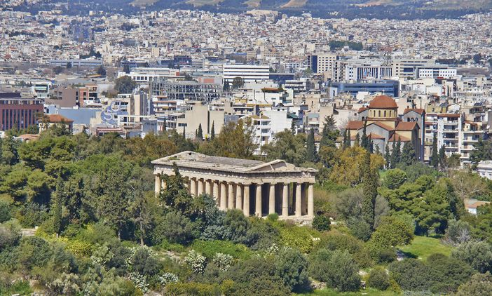 Hephaestus ancient temple and other top attractions in Athens