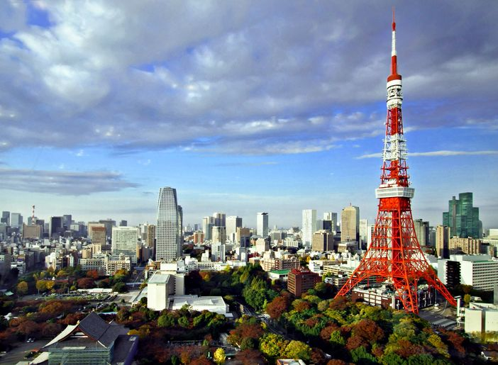 Cruises to Far East: Tokyo, Japan
