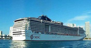 MSC Divina Caribbean cruise