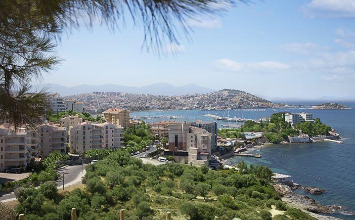 Port of Kusadasi, Turkey