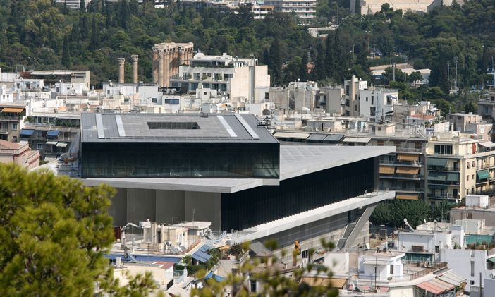 Things to do in Athens: New Acropolis Museum