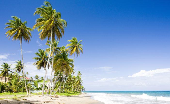 Sauteurs Beach, Northern Coast of Grenada