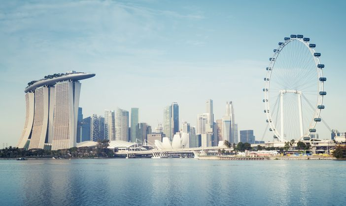 Far East destinations: Singapore
