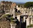 Famous Historical Monuments in Europe: Celsus Library of Ephesus, Turkey