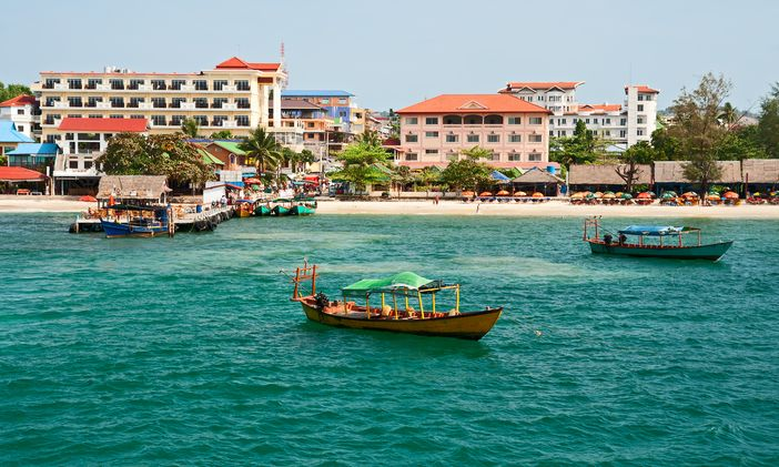Top 10 Far East destinations: Sihanoukville, Cambodia