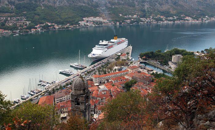 UNESCO World Heritage Site, Kotor, Montenegro