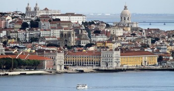 Popular cruise destinations: Lisbon, Portugal