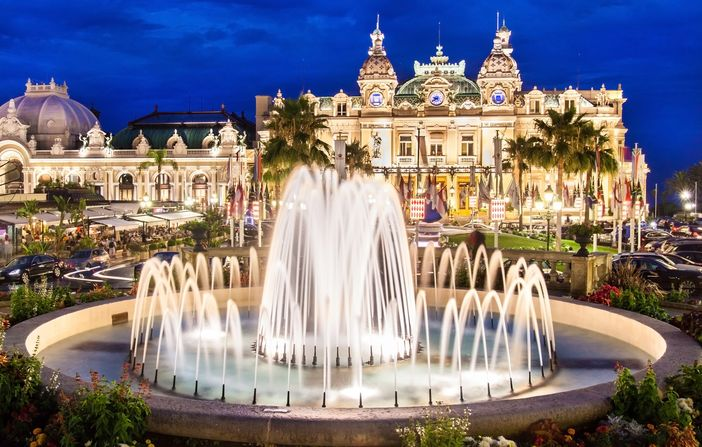 Tourist magnet Cote d'Azur attractions: Monte Carlo Casino