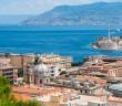 Popular Mediterranean cruise destinations: Port of Messina, Sicily