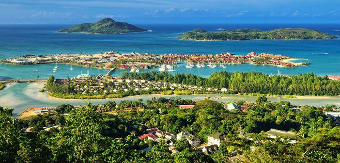 The Seychelles Archipelago And Seduction Cruise Panorama