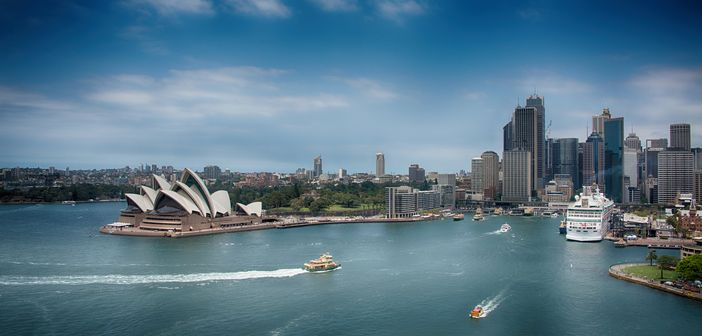 Perfect honeymoon destinations: Sydney, Australia