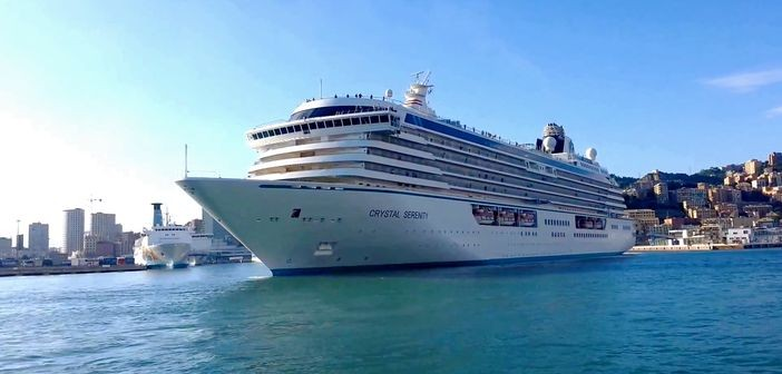 Prices for Crystal Serenity cruises