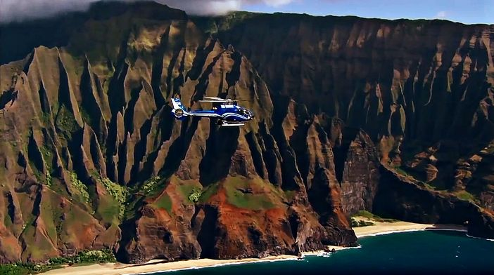 The Best Helicopter Tours In Kauai Hawaii Cruise Panorama