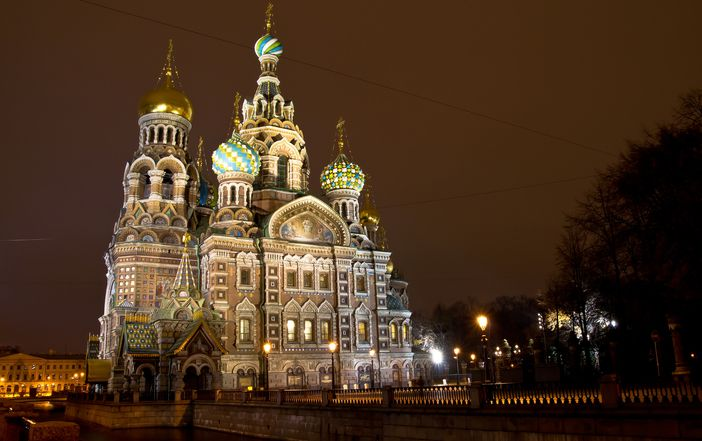 St Petersburg Sights, Russia