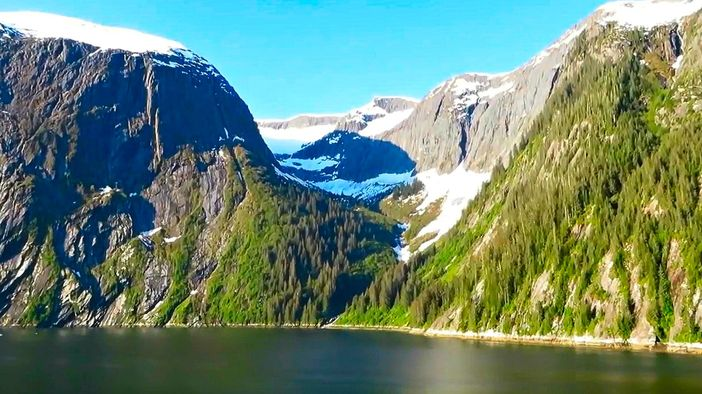 7 Night Alaska Tracy Arm Fjord Cruise - Celebrity Solstice ...