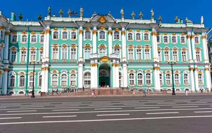 St. Petersburg attractions: Imperial St. Petersburg tour